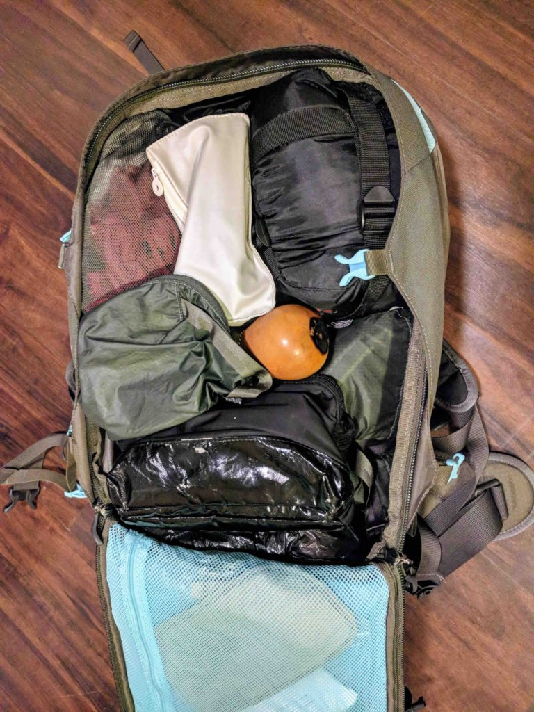 check-out dea22 1c2bf Osprey Fairview 40 : un sac à dos léger et pratique pour ...